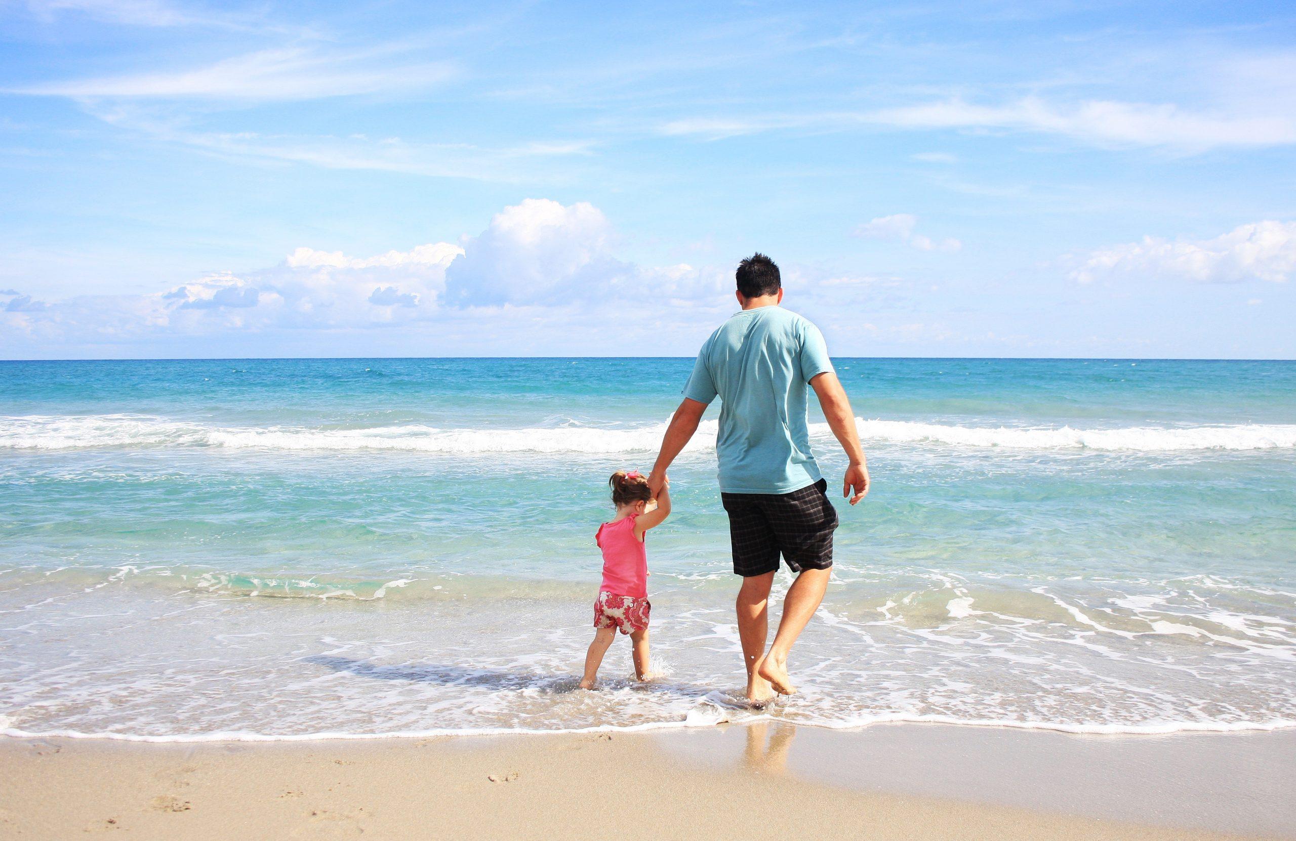5 endroits pour partir à la plage en famille