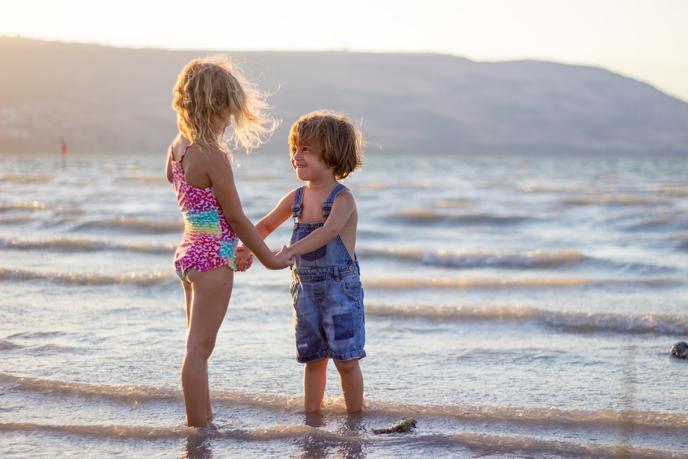 les premières amours en colonies de vacances