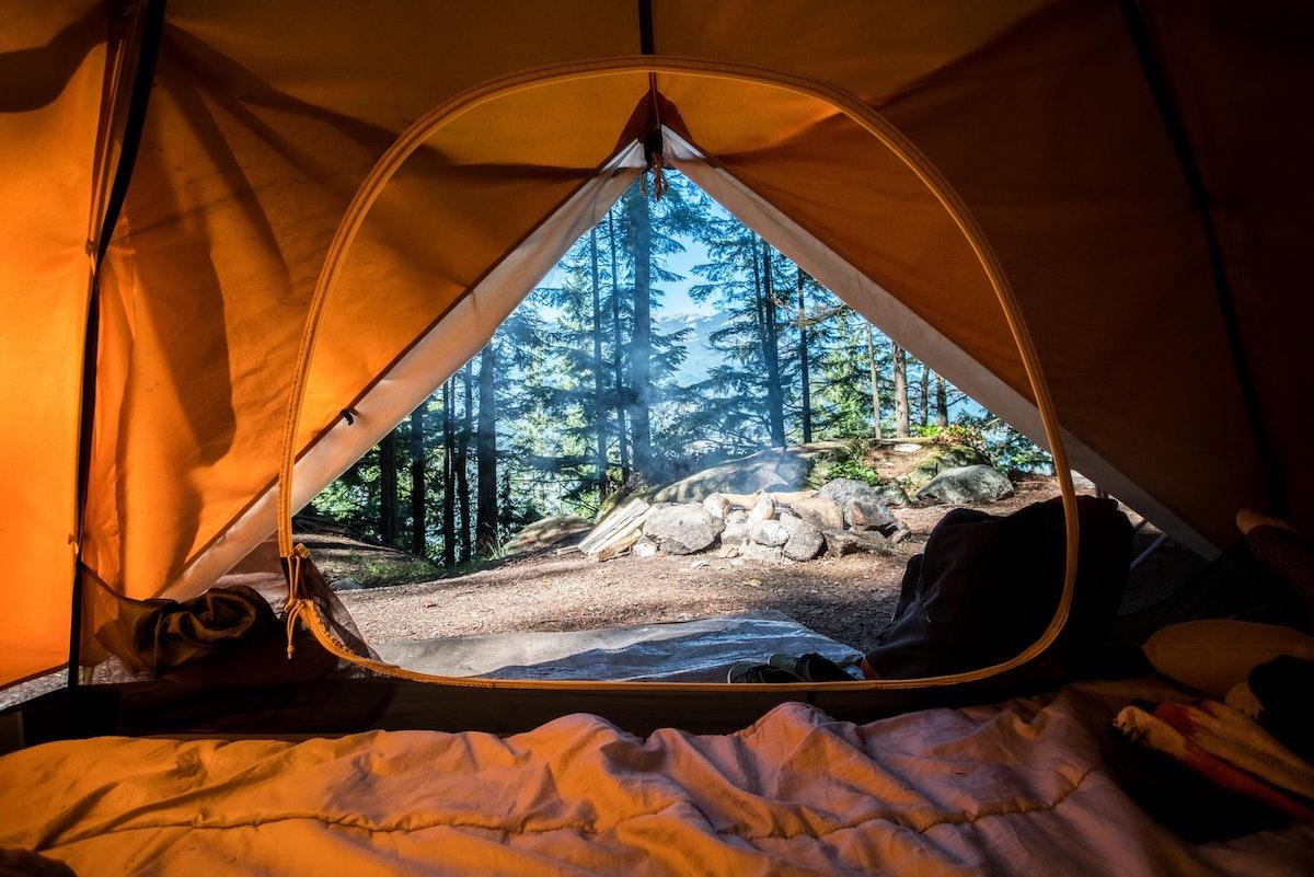 Partir en camping